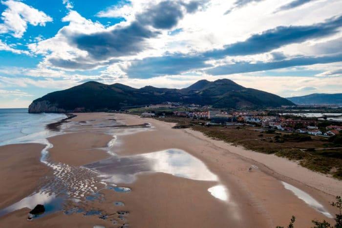 Playa de Berria Cantabria