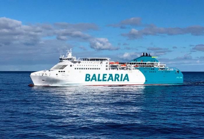 Viajar a Menorca en Ferry Balearia
