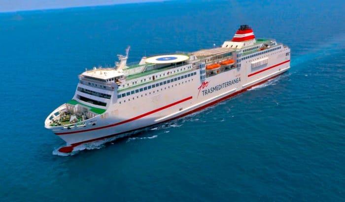 Viajar a Menorca en Ferry Trasmediterránea