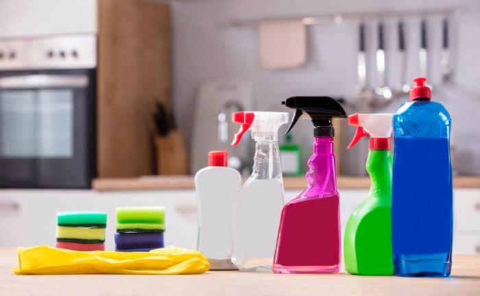 Coronavirus desinfectar hogar