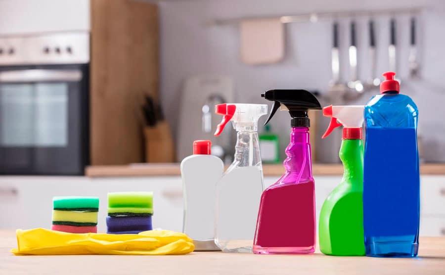 Coronavirus: Cómo desinfectar correctamente el hogar