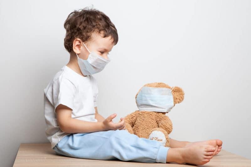 Sistema inmunológico niños Coronavirus
