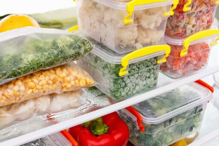 Cómo congelar verduras y hortalizas frescas