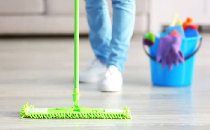 coronavirus limpieza desinfección casa