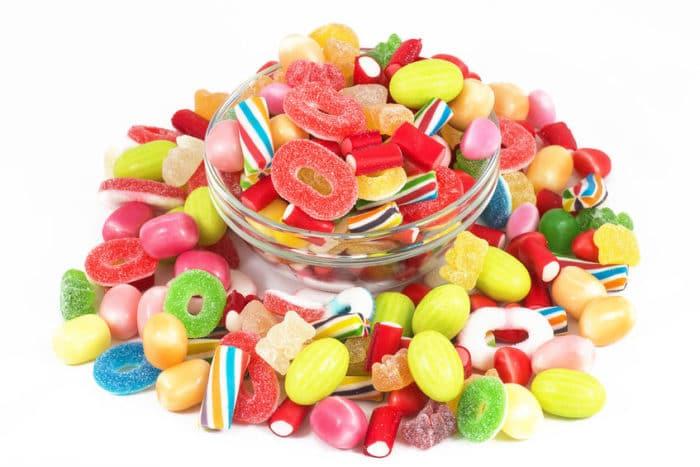 Cuántos dulces comer