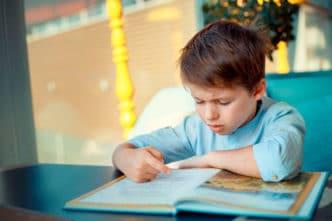 Niños no entienden lo que leen