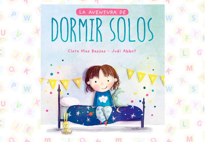 Cuento La aventura de dormir solos, de Clara Mas