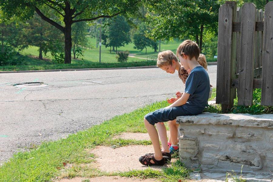 Medidas definitivas: Los niños ya pueden salir a la calle