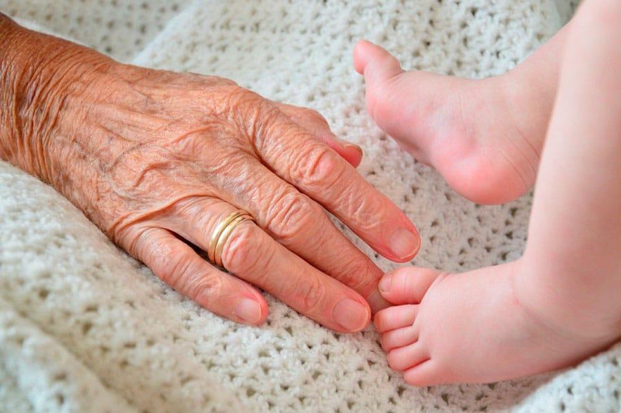 La genética de la abuela materna es muy importante - Etapa Infantil