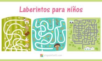 Laberintos para niños