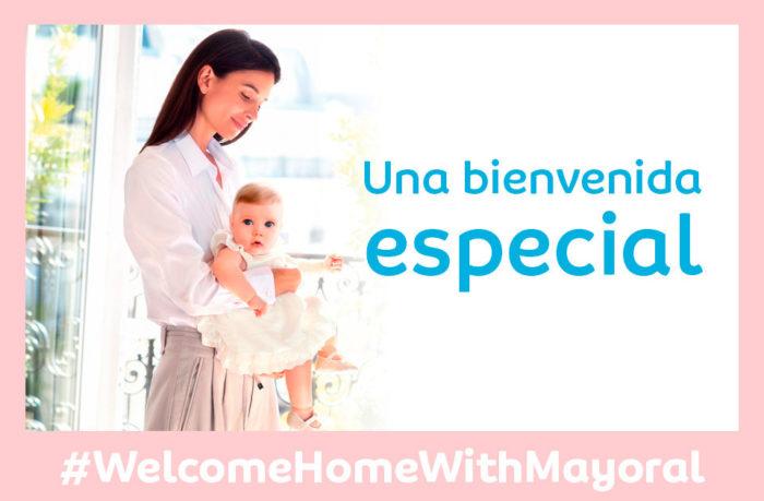 Mayoral regala bolso de maternidad gratis
