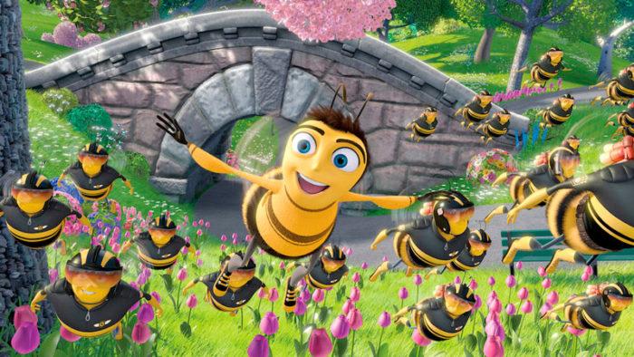 Película infantil Netflix Bee Movie