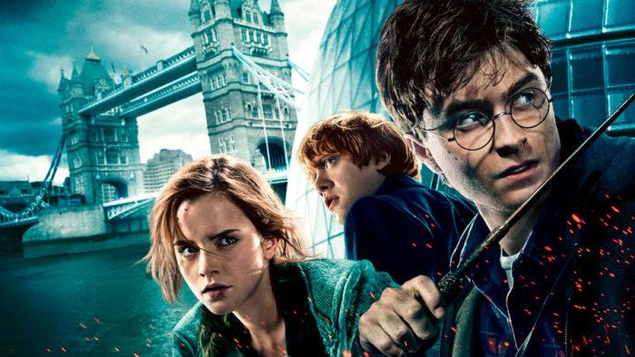 Película niños Netflix Harry Potter