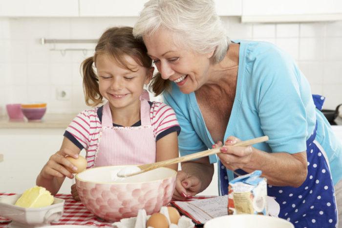 3 recetas de bizcocho casero de la abuela