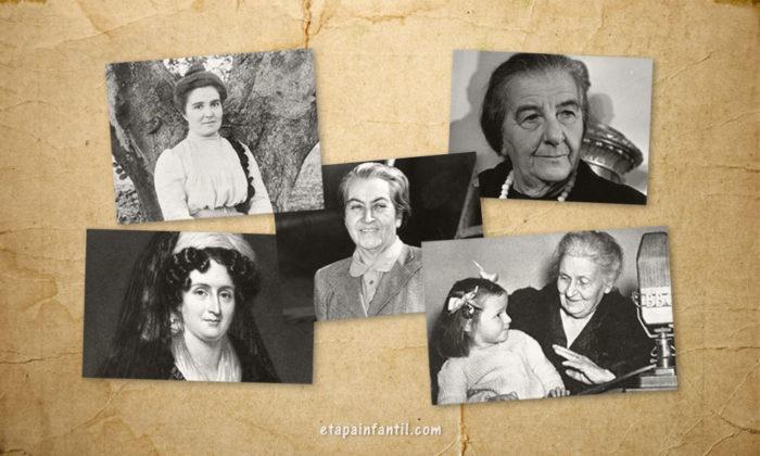 Maestras de la historia