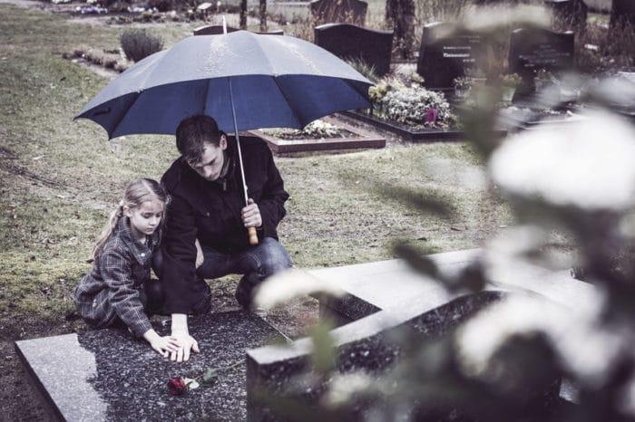 muerte niños metáforas