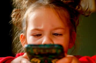 Teléfono móvil juguete niños