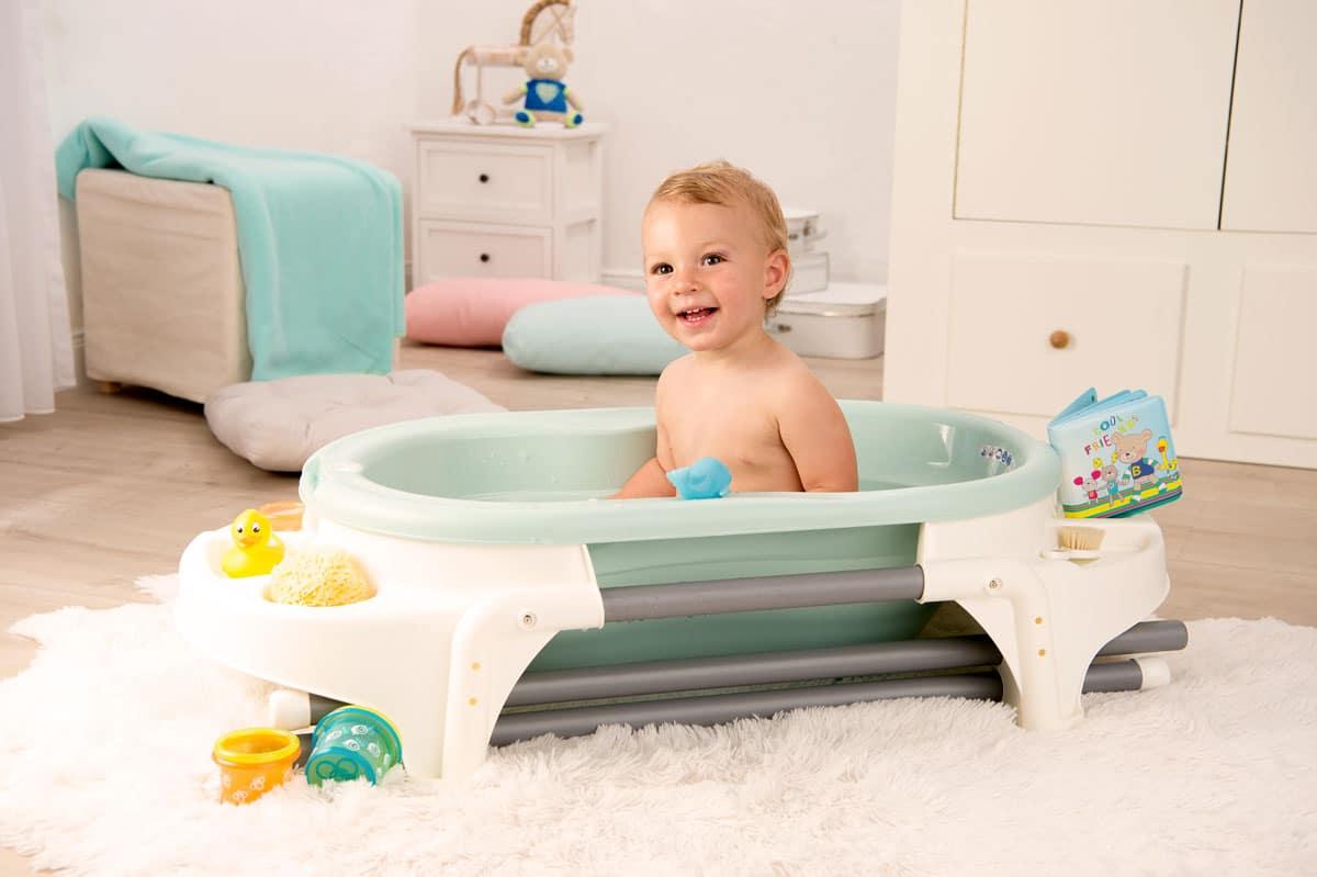 Las 10 Mejores Bañeras Para Bebé De 2021 Etapa Infantil