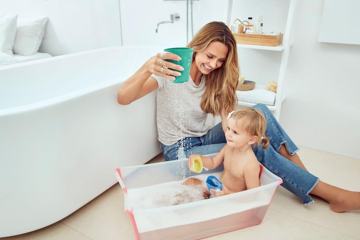 Bañera para bebé Stokke Flexi Bath
