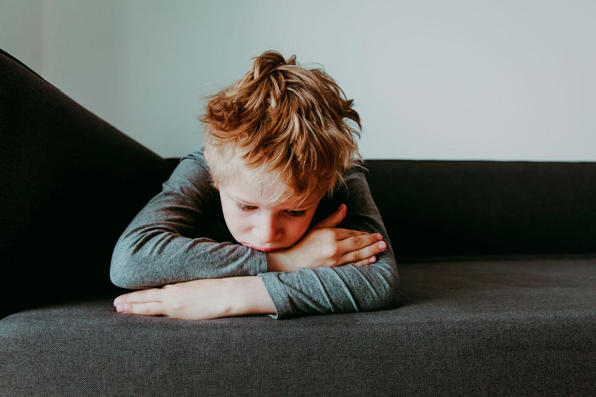 Hijos que temen a sus padres