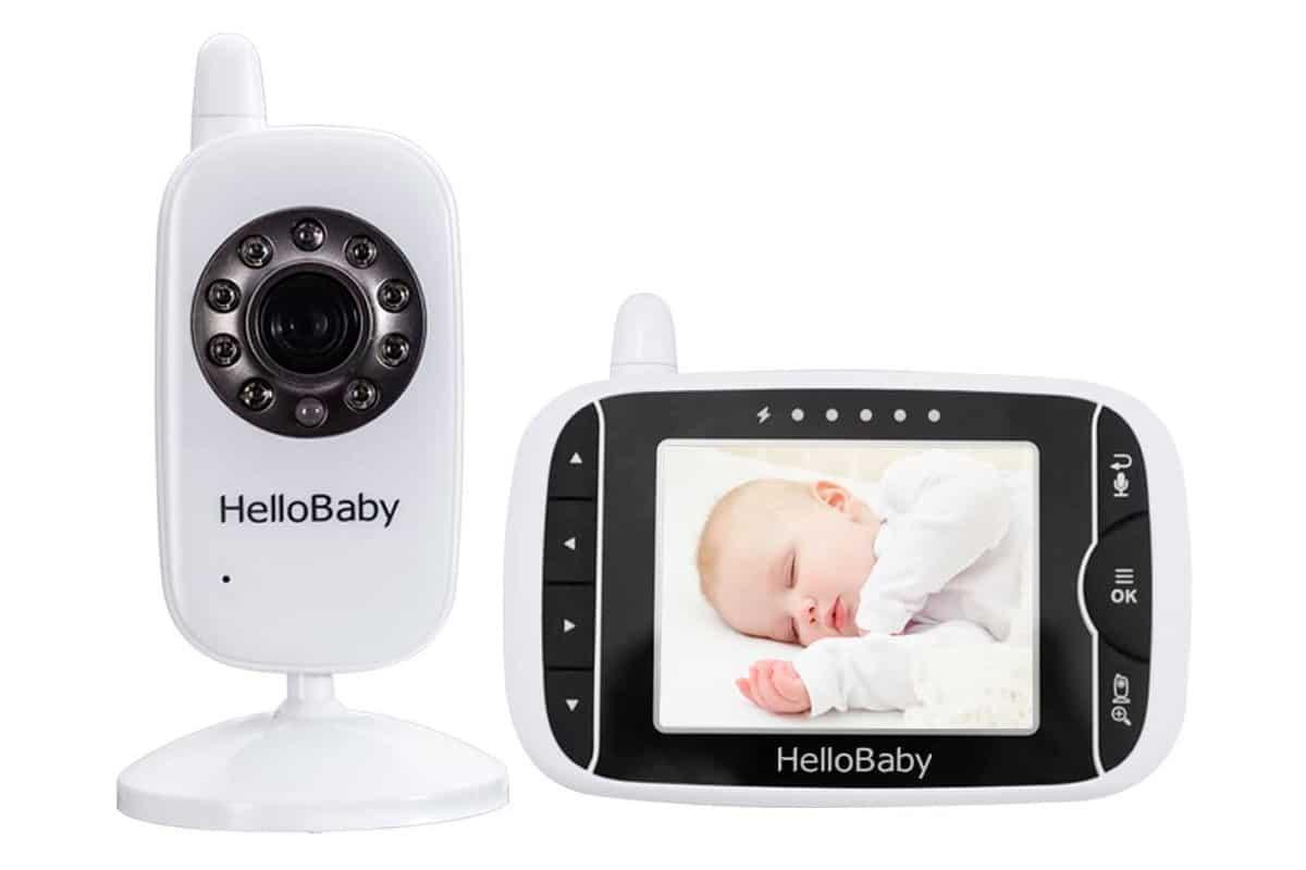 Vigilabebés Hello Baby HB32