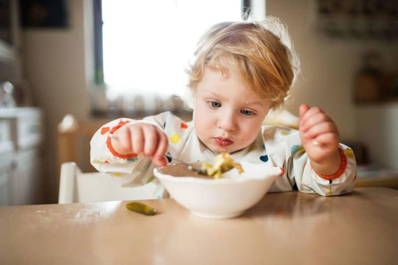 alimentos desarrollo cerebral bebé