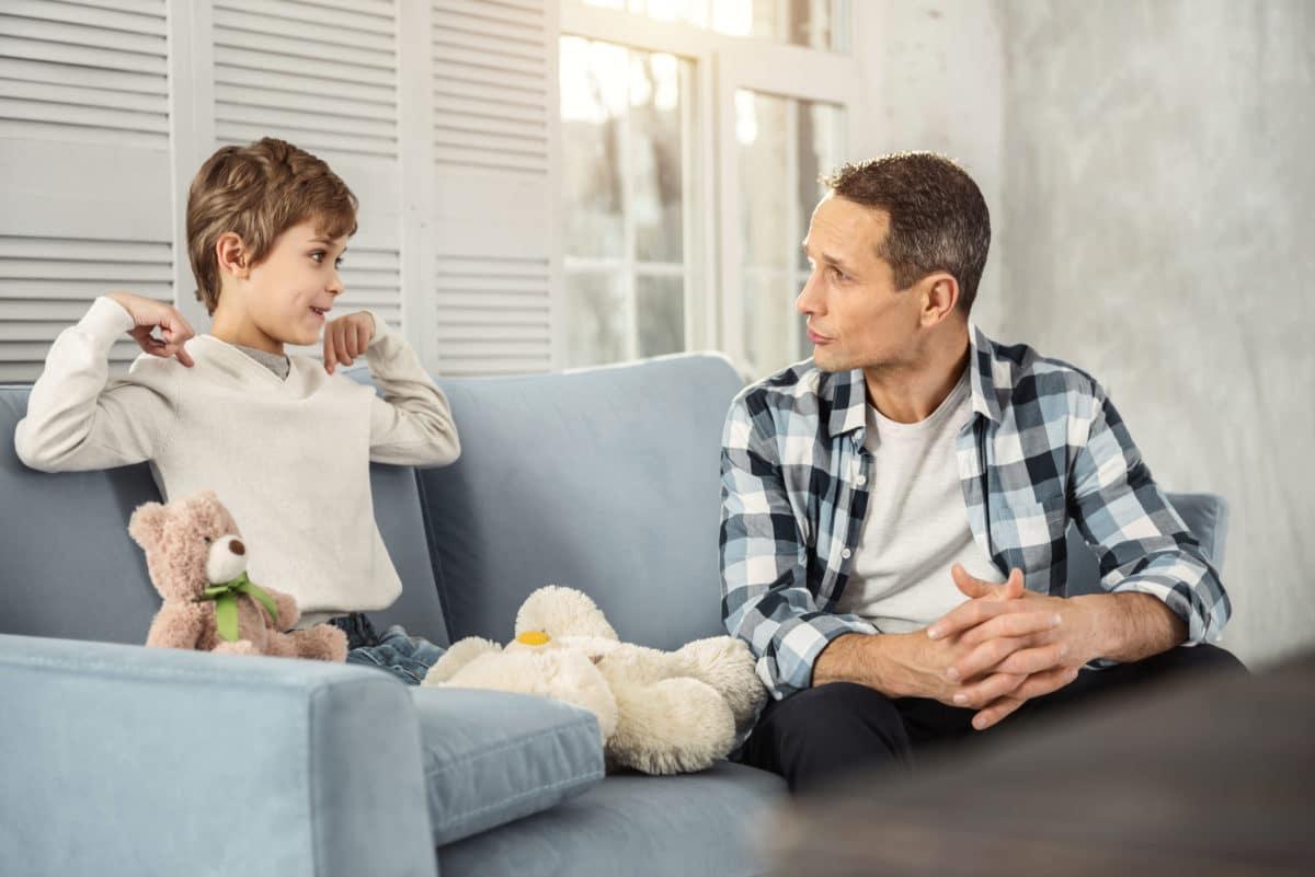 disciplina amor hijos