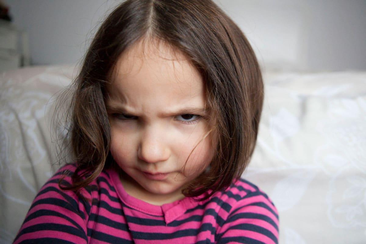 Qué hacer cuando un niño de 3 años es desafiante