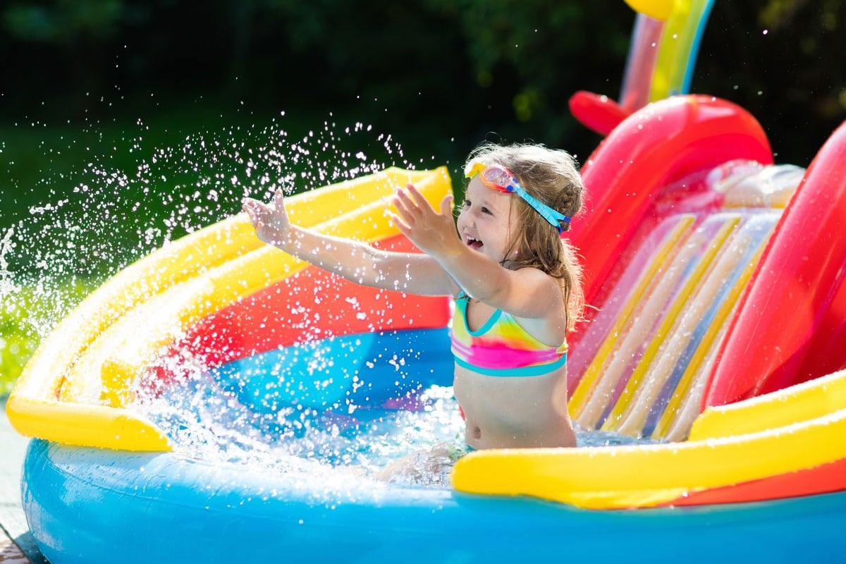 Las 15 mejores piscinas hinchables para bebés y niños