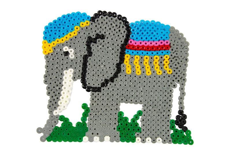 Elefante Hama Beads