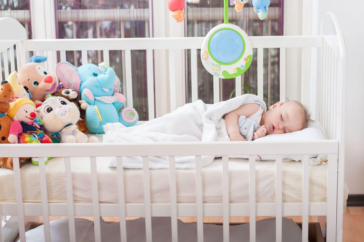 bebés usar almohada