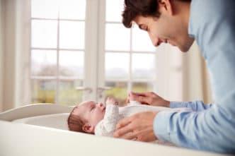 Cambiador bebé