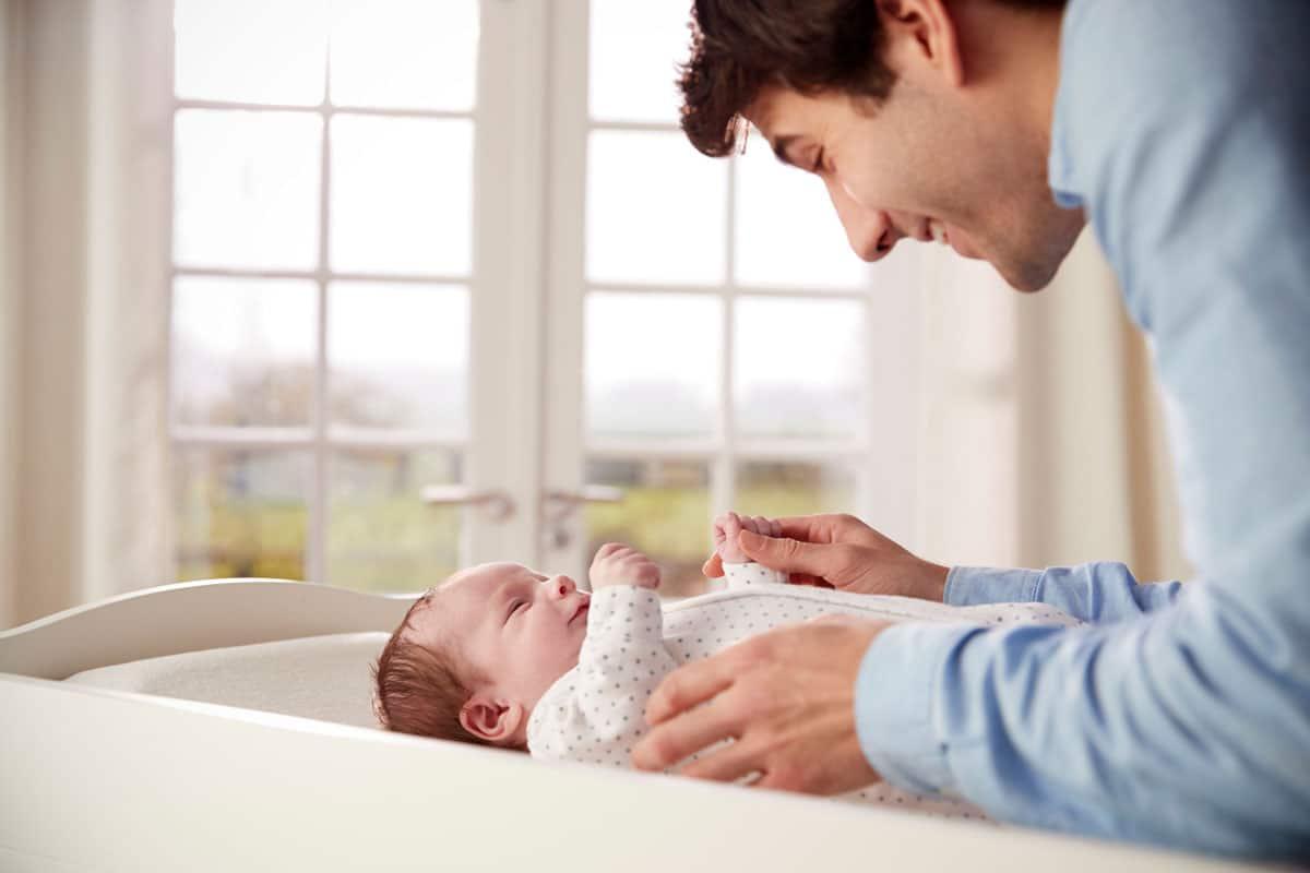 Los 10 mejores cambiadores de bebé