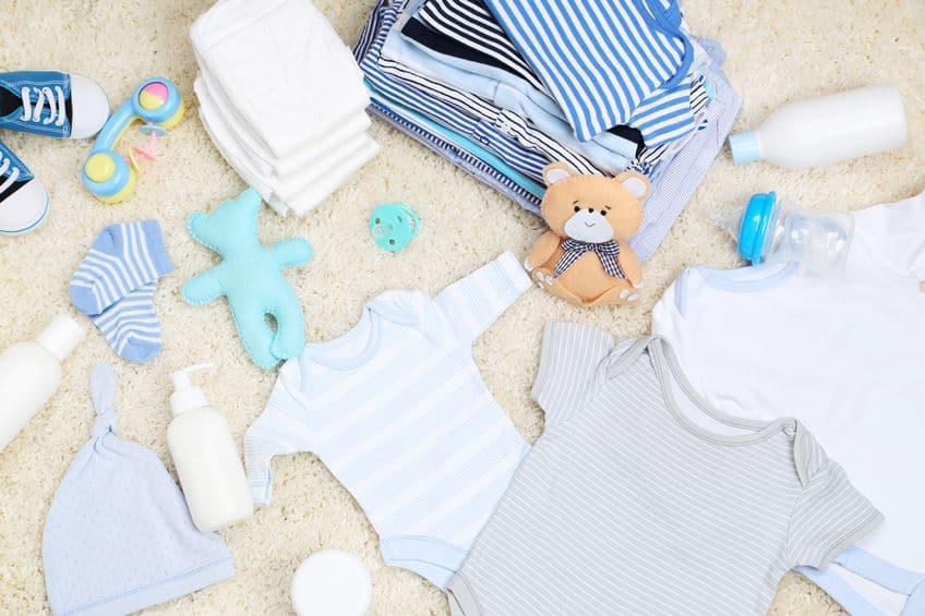 gastos bebé mensual