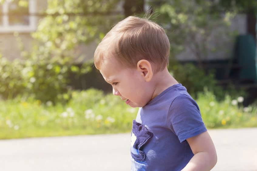 Niño 2 años