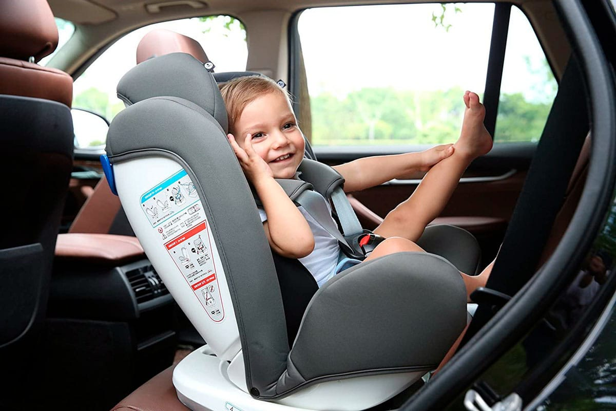 Silla de coche bebé