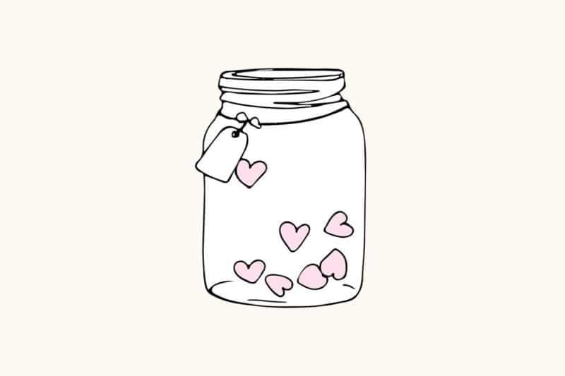 Tarro del amor