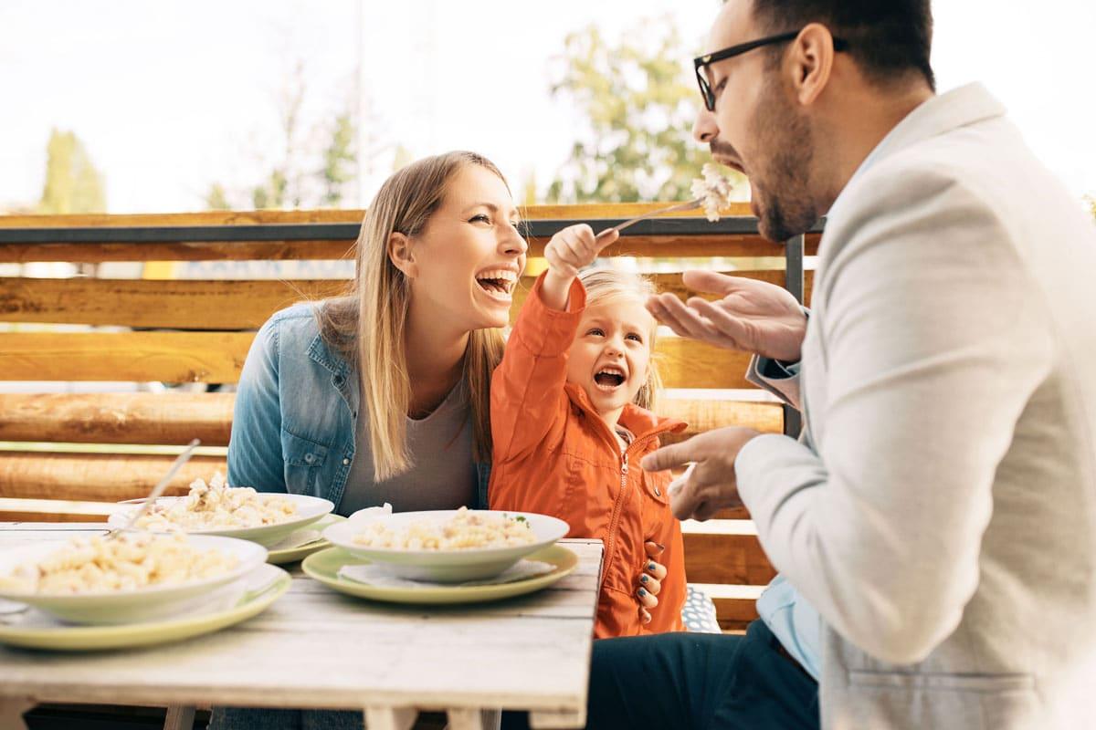 10 cenas rápidas, deliciosas y saludables para los niños