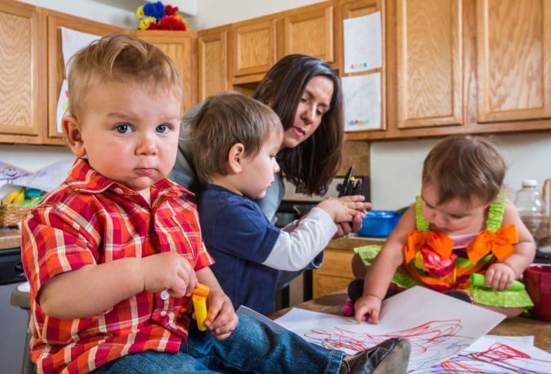 Consejos madres ocupadas