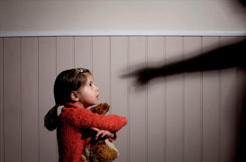 Niño no necesita sufrir con castigos