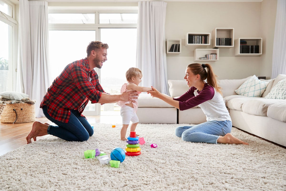Respeta el ritmo de aprendizaje de tus hijos