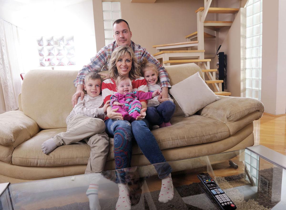 7 verdades de tener 3 hijos