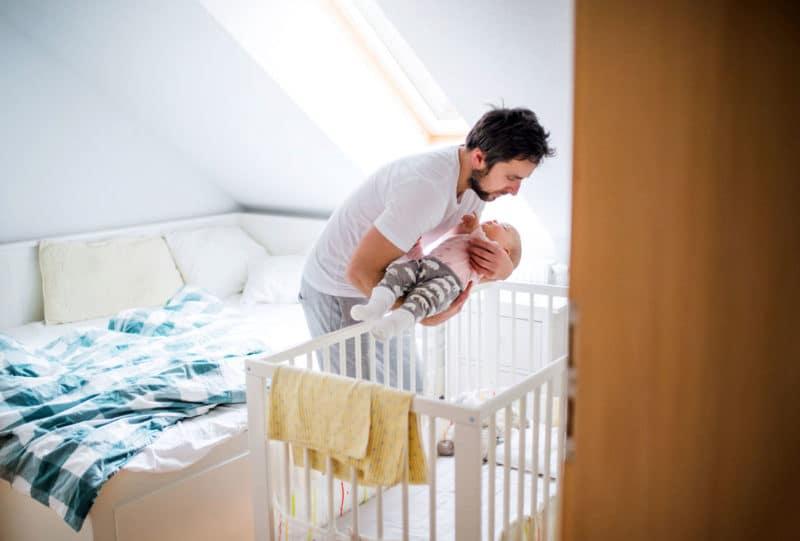 educar sueño bebé