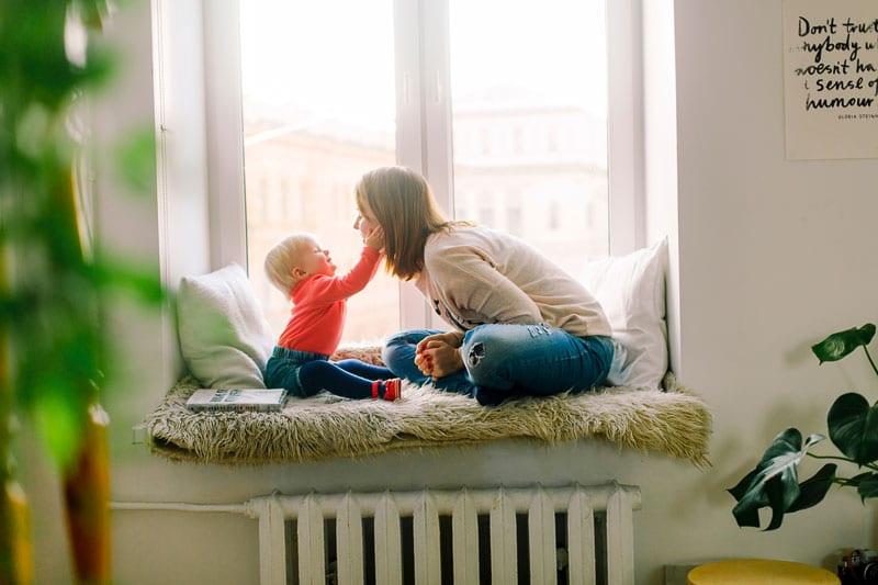 guarderías bebés socializar