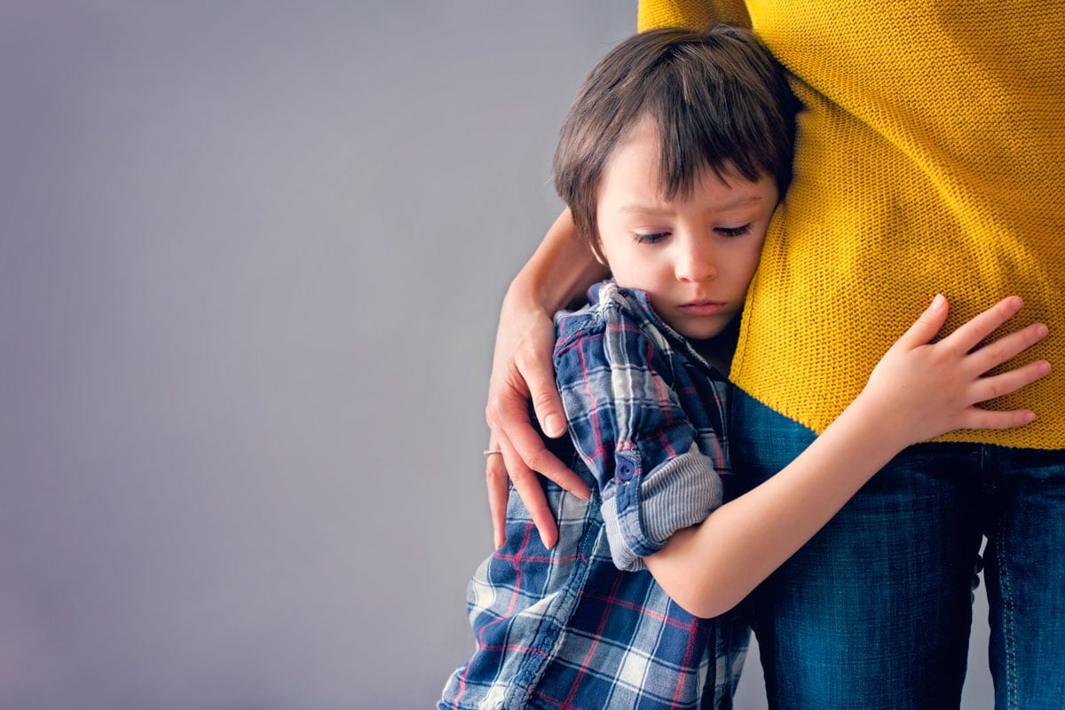 Cuando tu hijo no quiera ver a alguien, entiende por qué