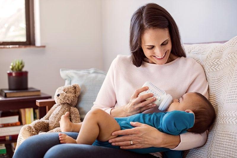 madre problemas lactancia materna