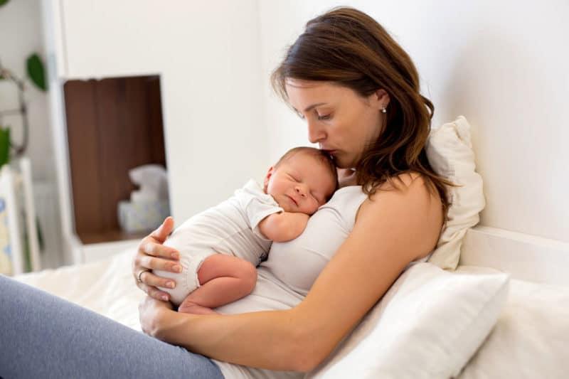 paciencia con bebé