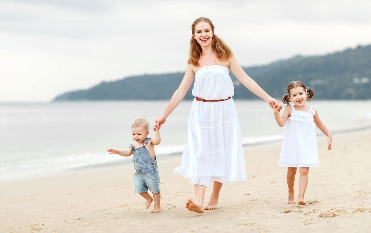 Te encanta ser madre pero también añoras tu libertad