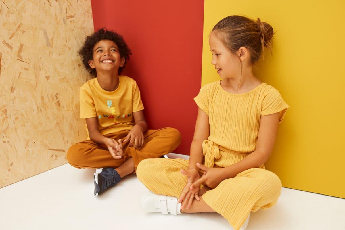 Vuelta al cole con Kiabi: Todo lo que los niños necesitan en una colección