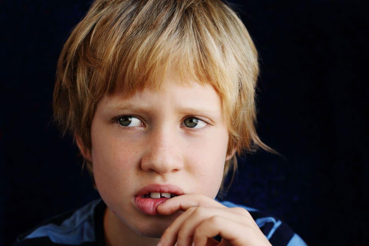 Niños con síndrome X-Frágil